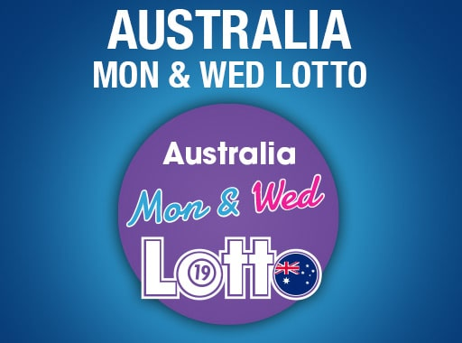 Australia Mon & Wed Lotto