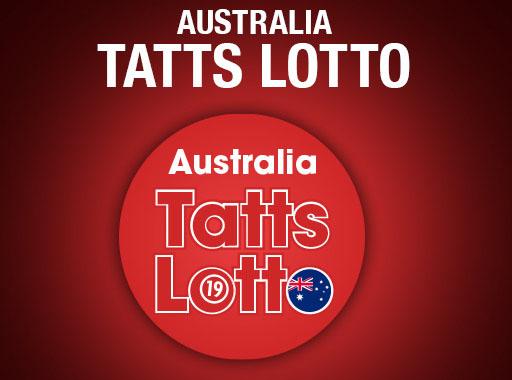Australia Saturday TattsLotto