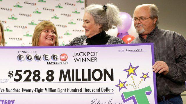 Usa lottery prizes