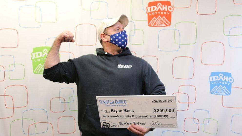 sixth time lottery winner