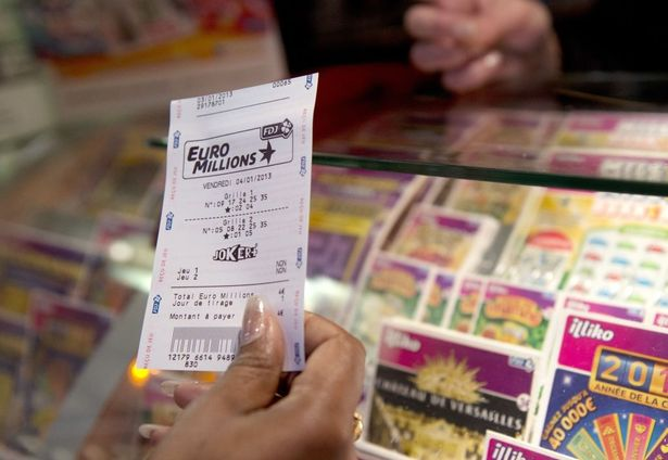 record breaking Euromillions win!